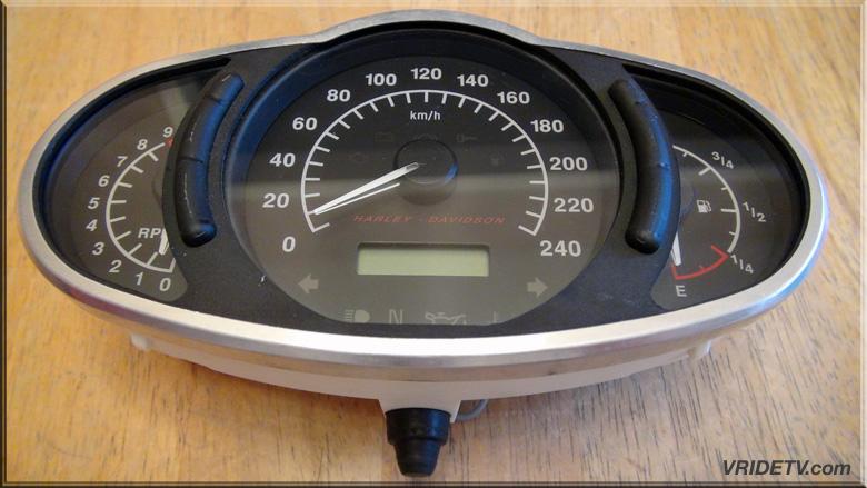 VROD gauges