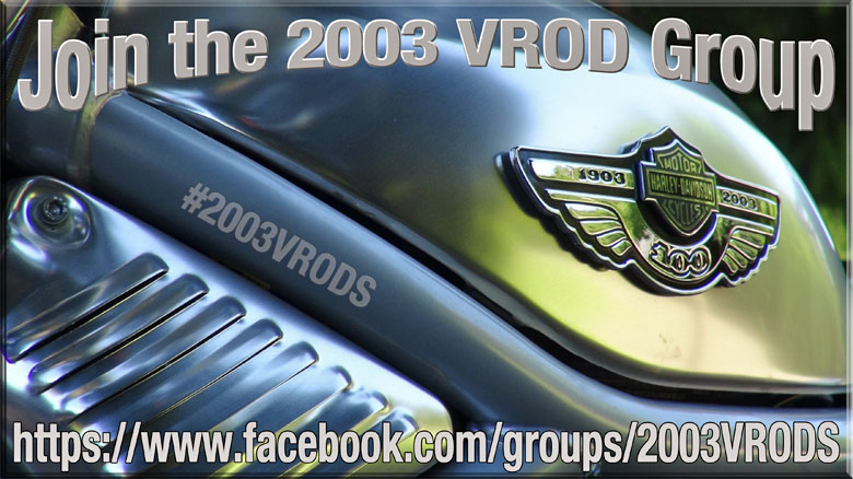 2003 VRODS Facebook group