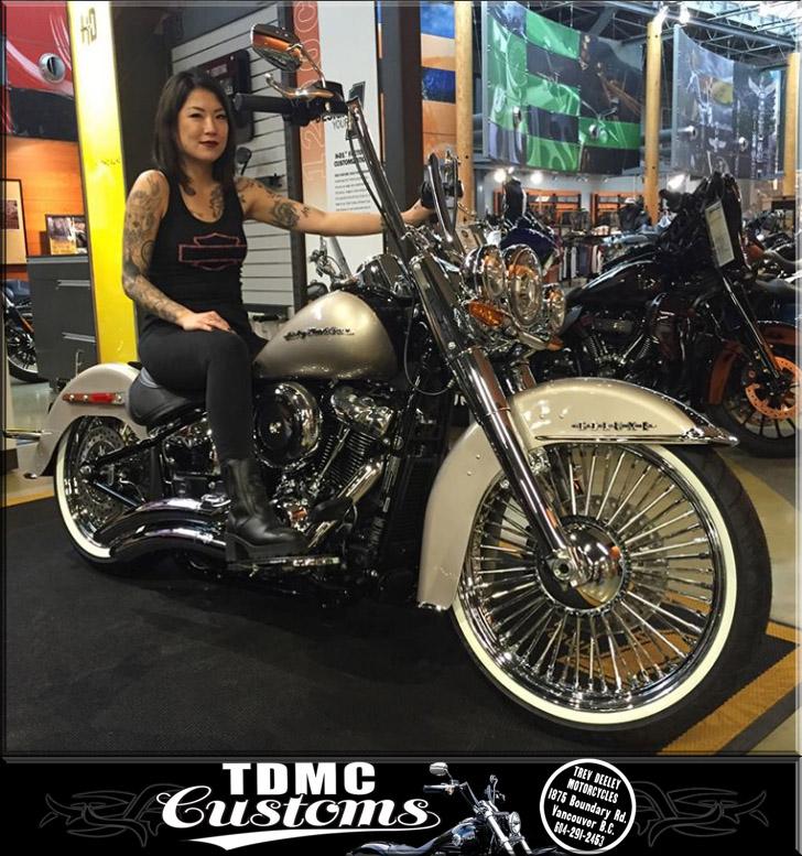 Harley Davidson FLDE