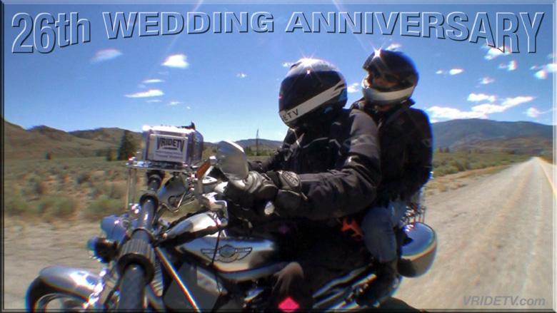 bikers 26th anniversary