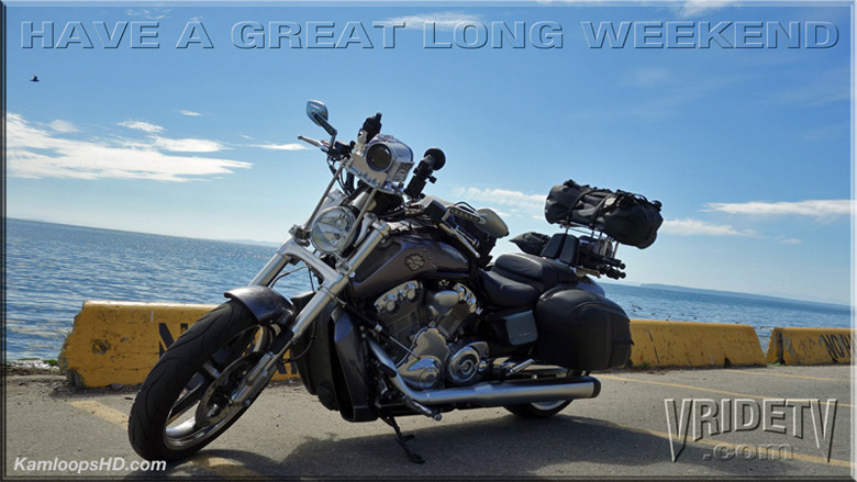 VROD MUSCLE MOTORCYCLE