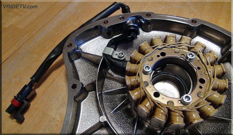 VROD stator assembly 30734-01K