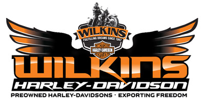 wilkins harley davidson export to canada