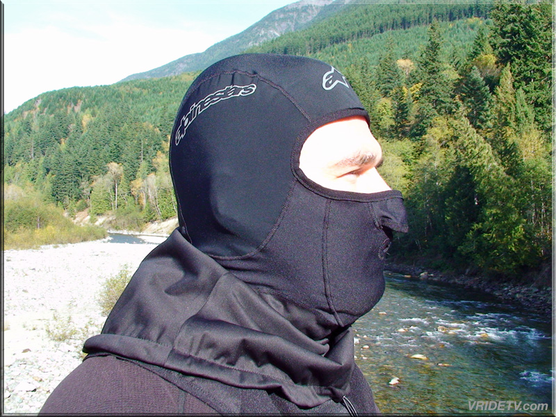 Alpinestars Winter Motorcycle Touring Balaclava Review