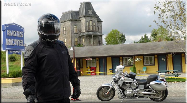 Bates Motel TV set in Aldergrove British Columbia