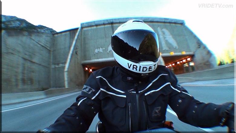 biker great bear snowshed