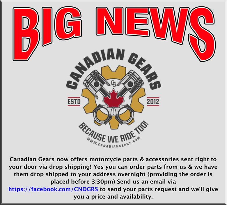 canadian gears