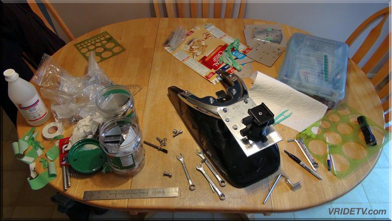 camera rig build
