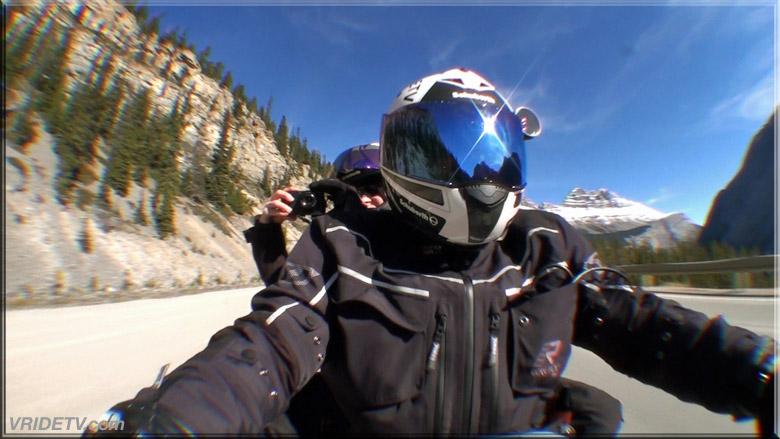 motorcycle selfiecam