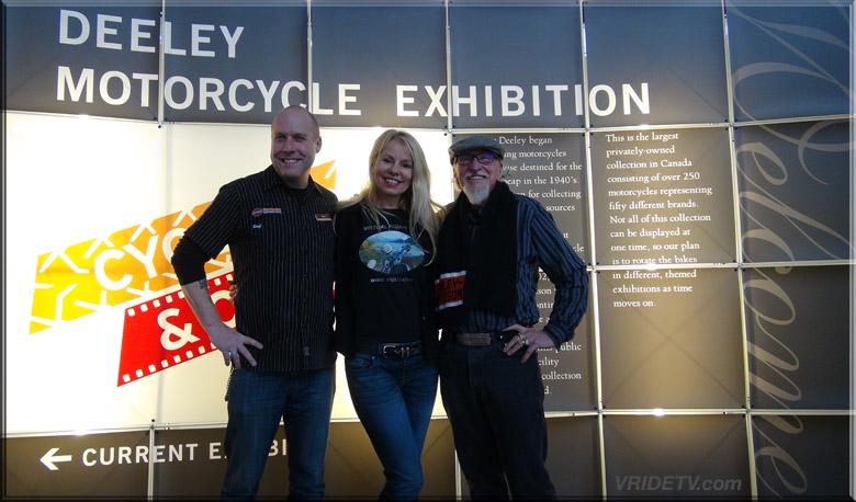 deeley motorcycle museum