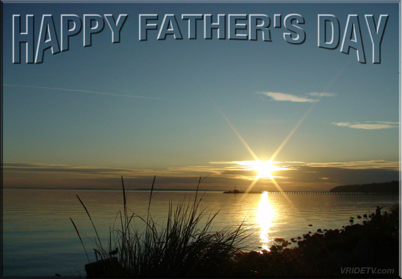 fathers day sunset