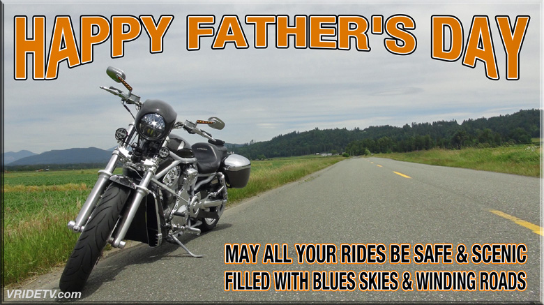 fathers day motorcycle ride