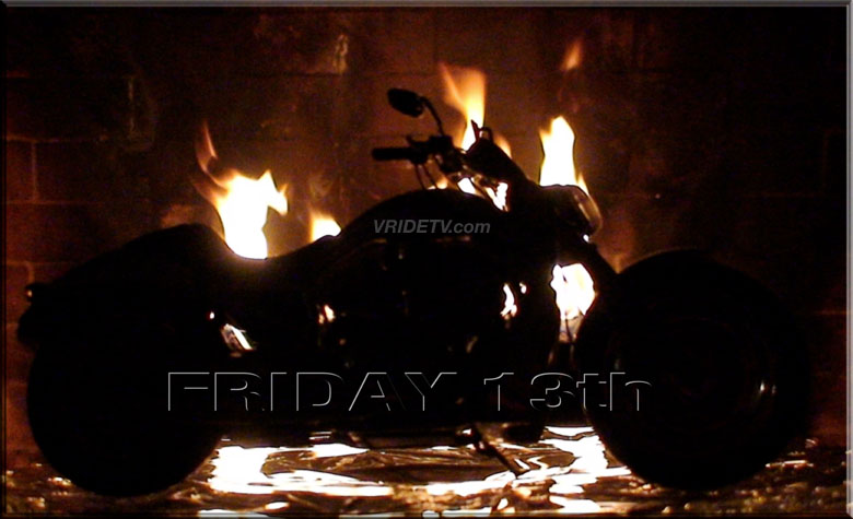 Friday 13 VROD fire