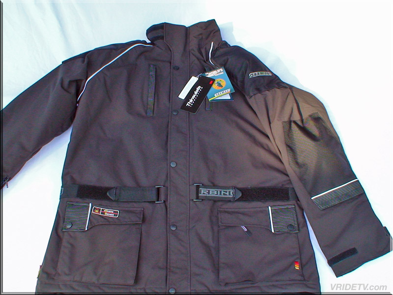 Gerbing S Extreme Element Heated Motorcycle Jacket Review
