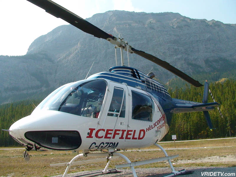 Icefield Helicopter Tours Nordegg