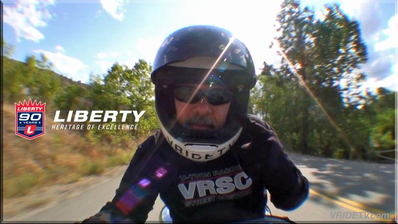 liberty sport triumph sunglasses motorcycle rider