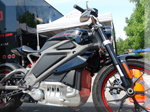 harley davidso livewire electric motorcycle