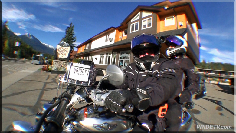 mount robson inn jasper motorcycle riders