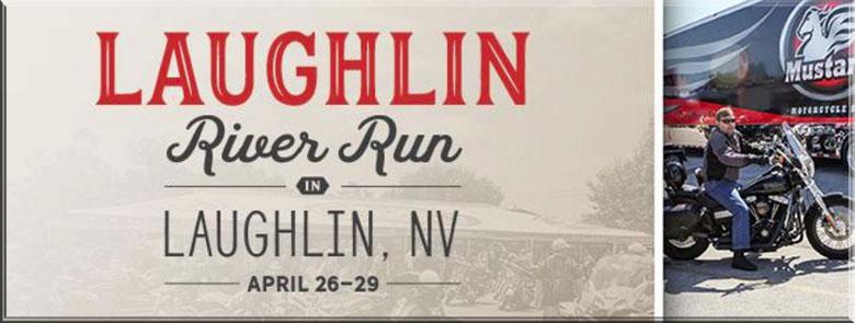 Laughlin river run with mustang seats