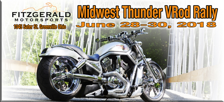 Midwest Thunder VRod Rally