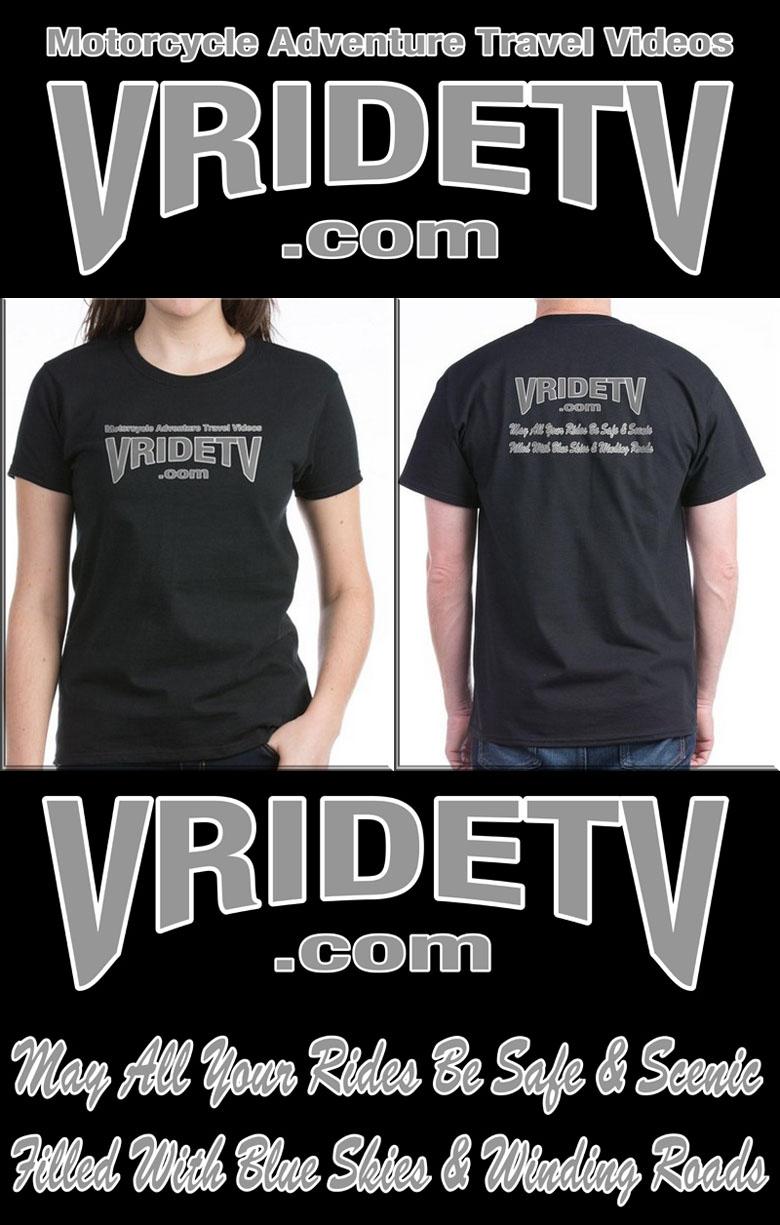 NEW VRIDETV SHIRTS