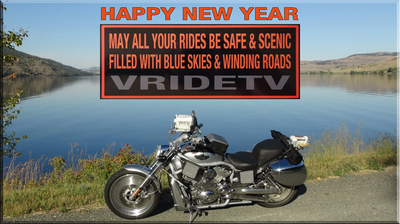 new year motorcycle
