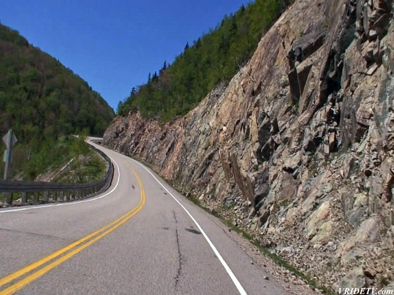 Motorcycle Touring Cabot Trail Pleasant Bay Cape Breton