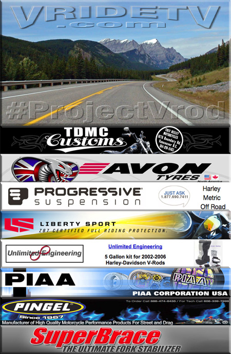 Project Vrod Sponsors