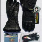 Gerbing's T5 heated motorcycle glove. Vridetv would like to thank our sponsor Gerbing's Heated Clothing, for their continued sponsorship for the 2010 riding season. Visit their website at:  http://www.gerbing.com
