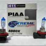 Special thanks to PIAA for improving our lighting and safety for Vridetv's 2010 riding season. PIAA's Xtreme White Plus H-11 with a Kelvin rating of 4000K provides an intense white light and the superior performance of Xtra Technology. Visit http://www.piaa.com