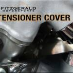 "When it comes to customizing a motorcycle I'm a firm believer that, ""the Devil's in the details"" it's the little things that make the over all presentation pop.  Scott Fitzgerald of Fitzgerald Motorsports has come through once again with this beautiful cam tensioner cover!"