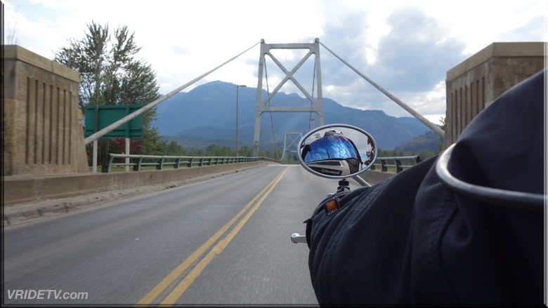 Revelstoke Bridge, The Big Eddy