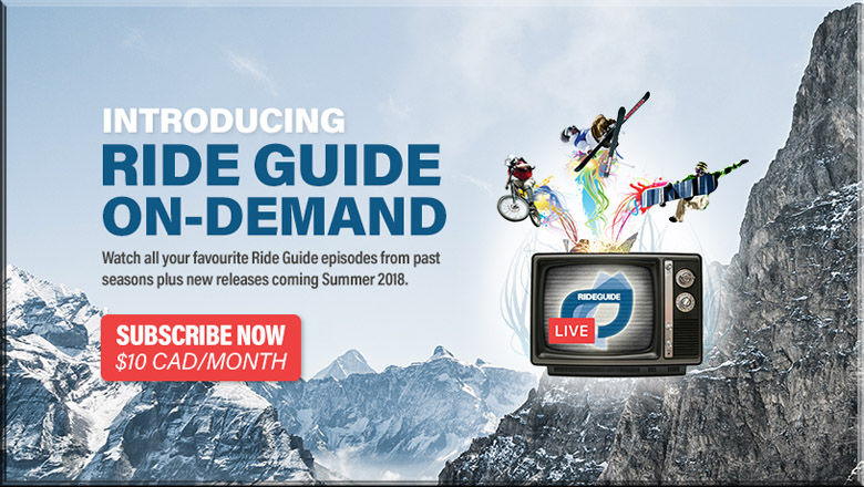 ride guide on demand