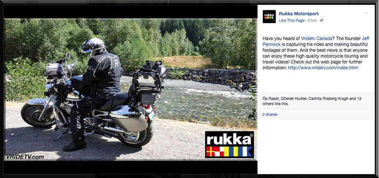 rukka facebook announcement