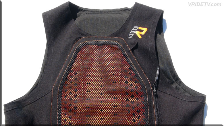 Rukka Kastor 2.0 chest and back protector