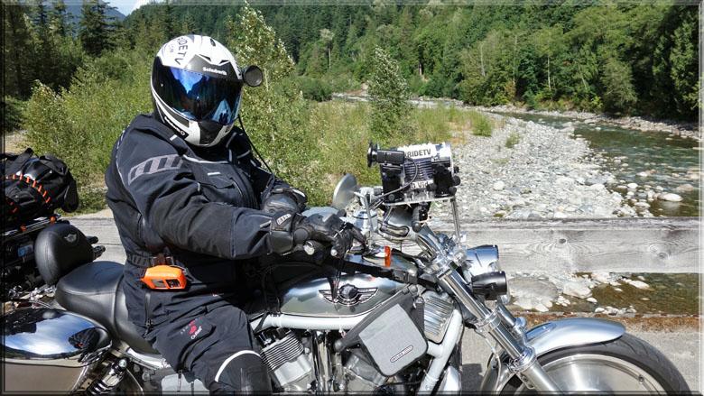 Rukka motorsports and VRIDETV