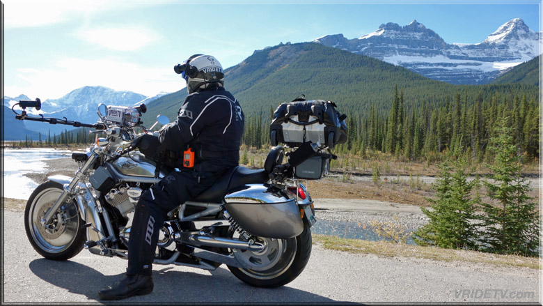 Canadian motorcycle rider and videographer