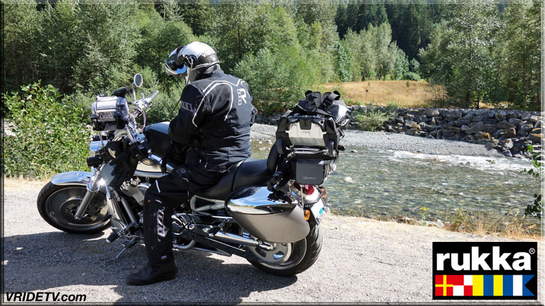 rukka motorcycle jacket pants gloves