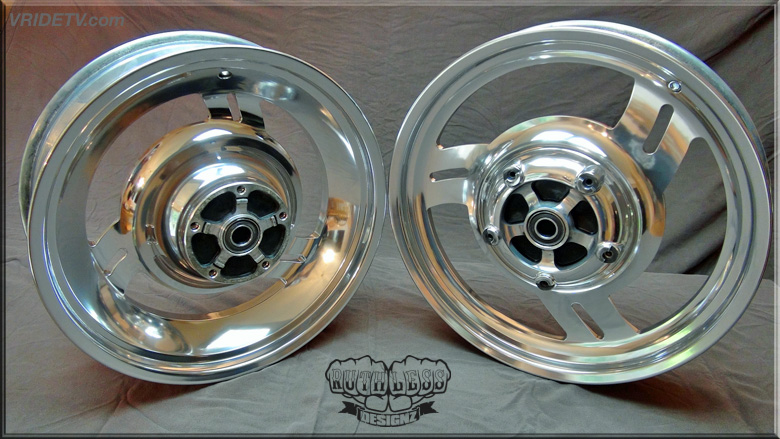 ruthless designz 920V VROD Wheels