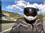 Testing our selfie camera mount in the Fraser Canyon, British Columbia Canada.
