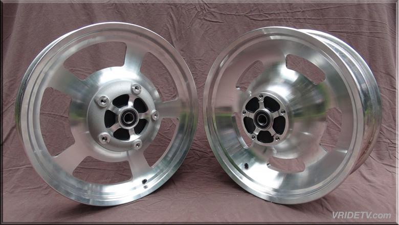 solid vrod wheels cut