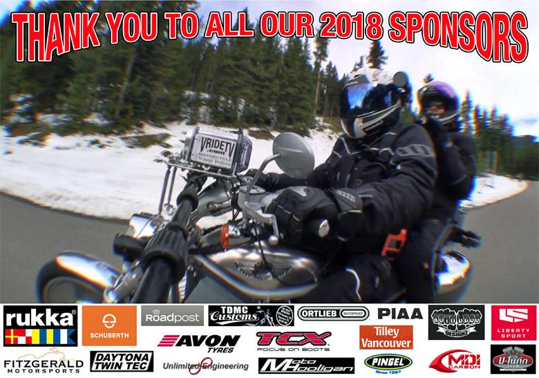 motorcycle sponsors