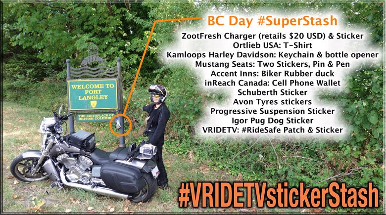 BC Day Super stash