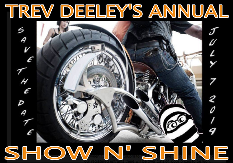 trev deeley show n shine