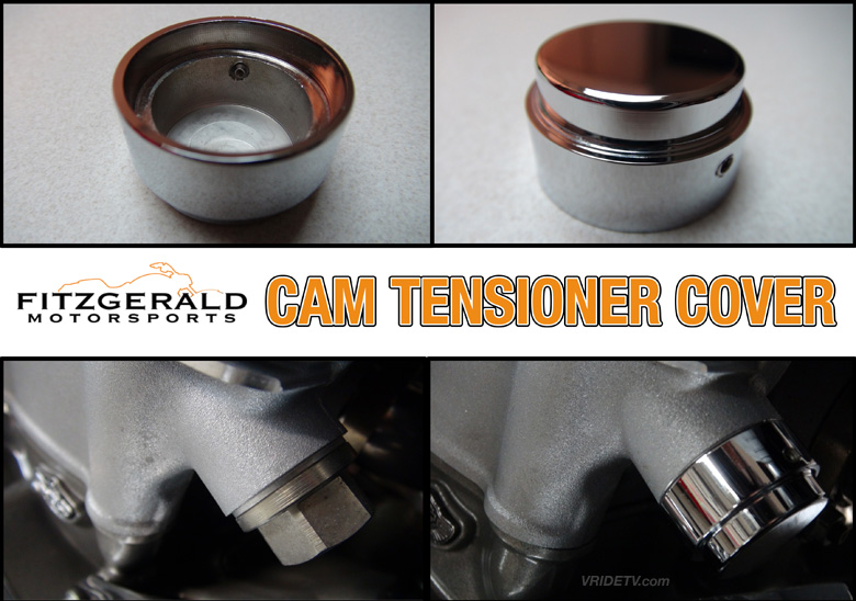 vrod cam tensioner covers
