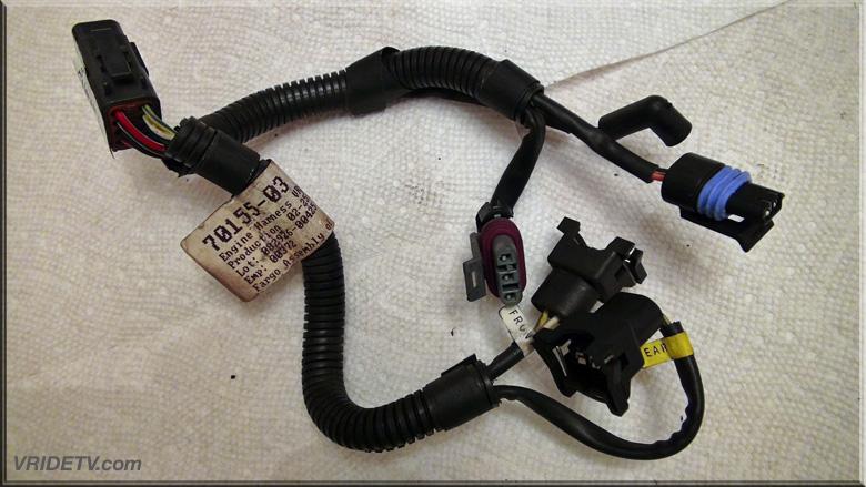vrod engine harness part number 70155-03 for sale
