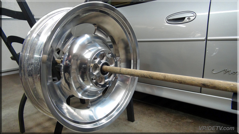 vrod rear wheel