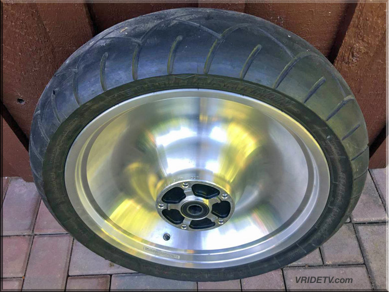 vrod rear wheel for sale