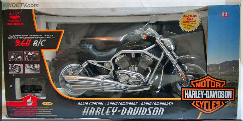 Harley Davidson Vrod remote control motorcycle