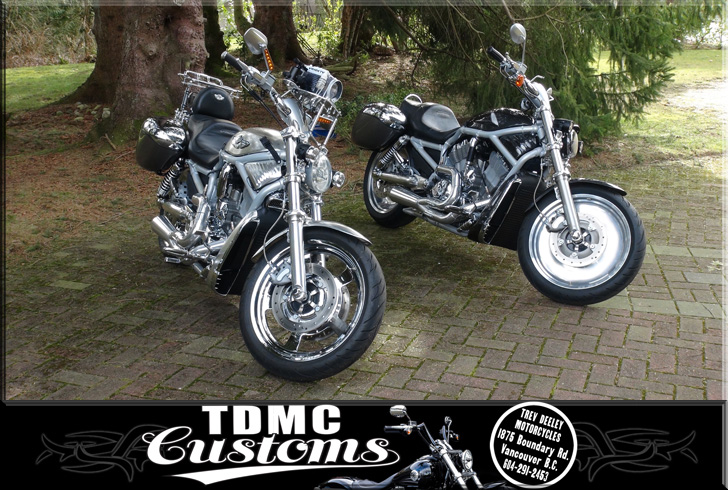 Vrods and TDMC Customs